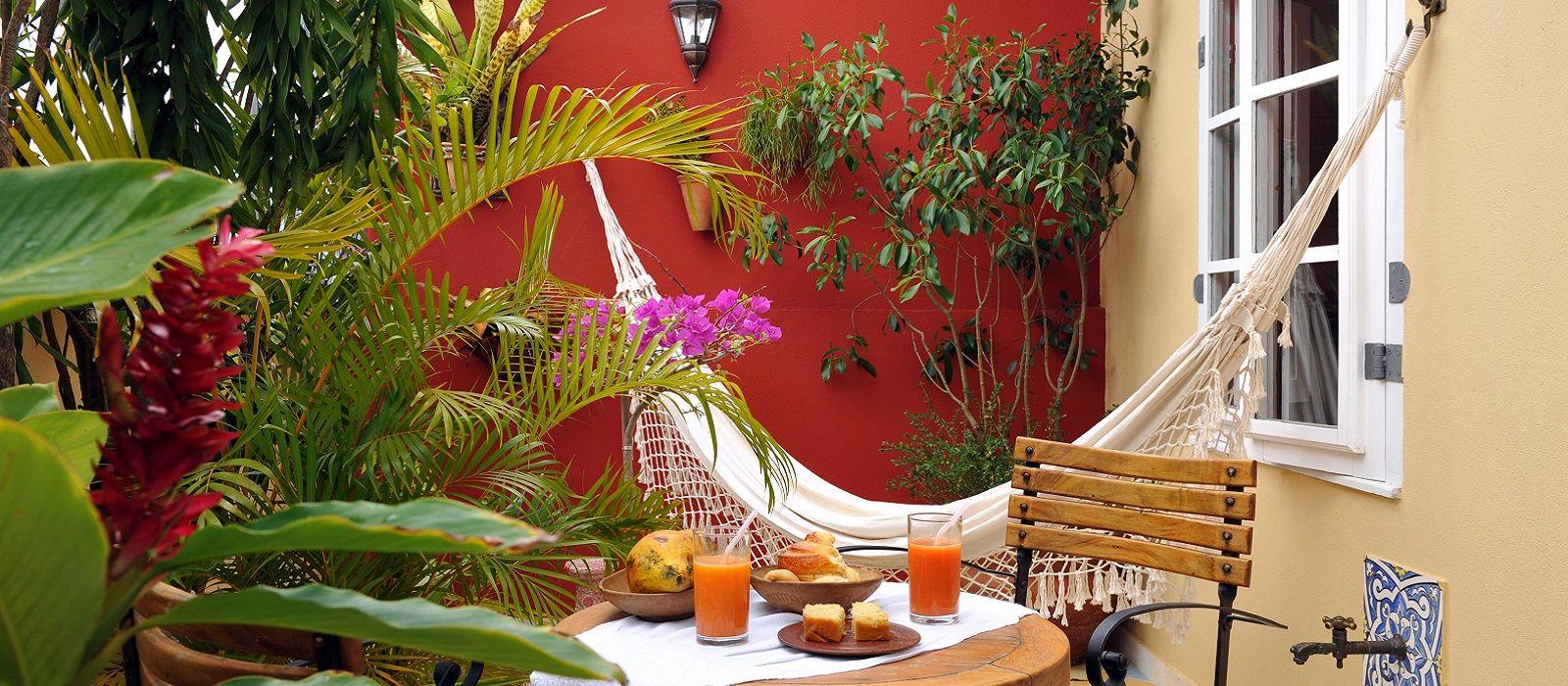 Hotel Villa Bahia Brazil