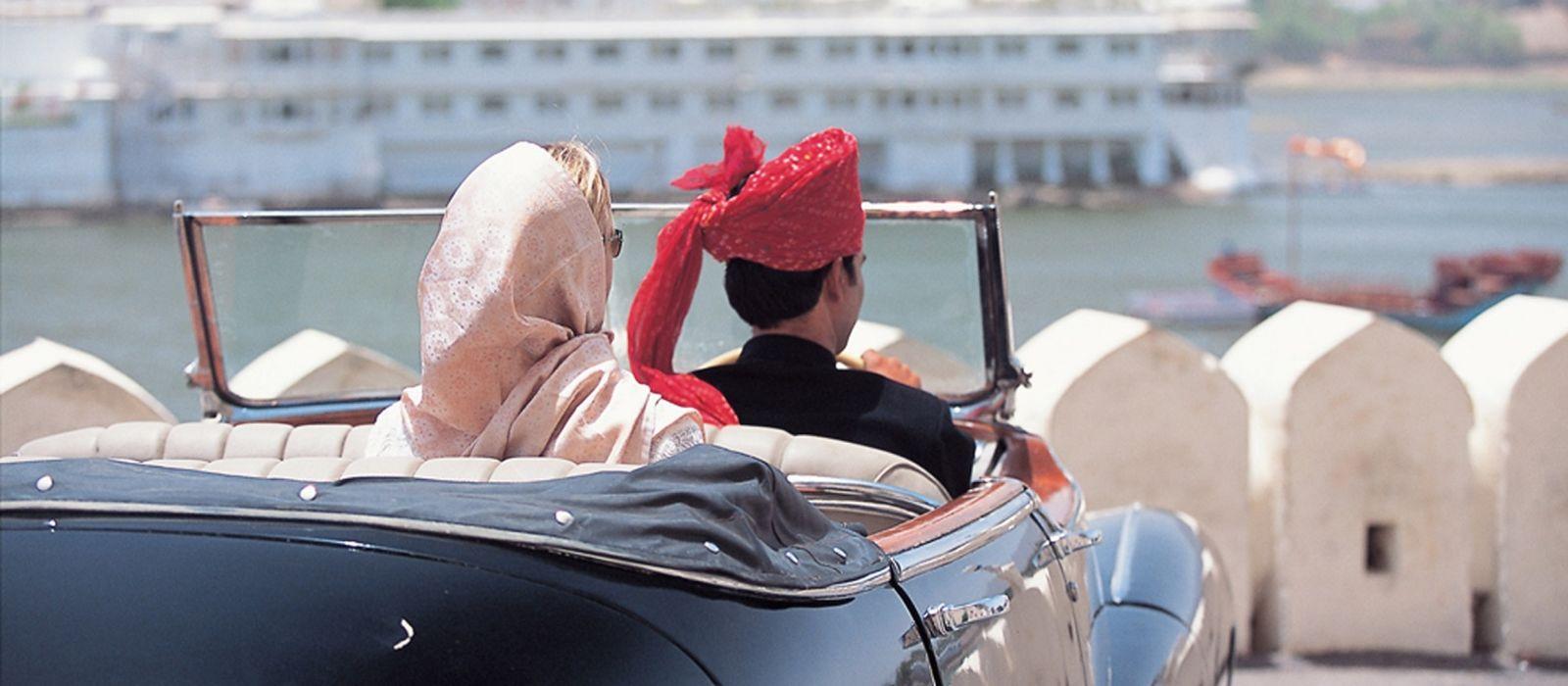 Luxus pur im Land der Maharadschas: Nordindien entdecken mit Oberoi Hotels Urlaub 2