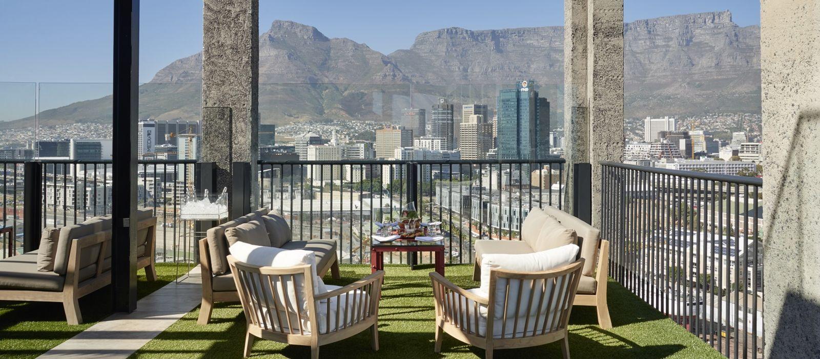 Hotel The Silo  Südafrika