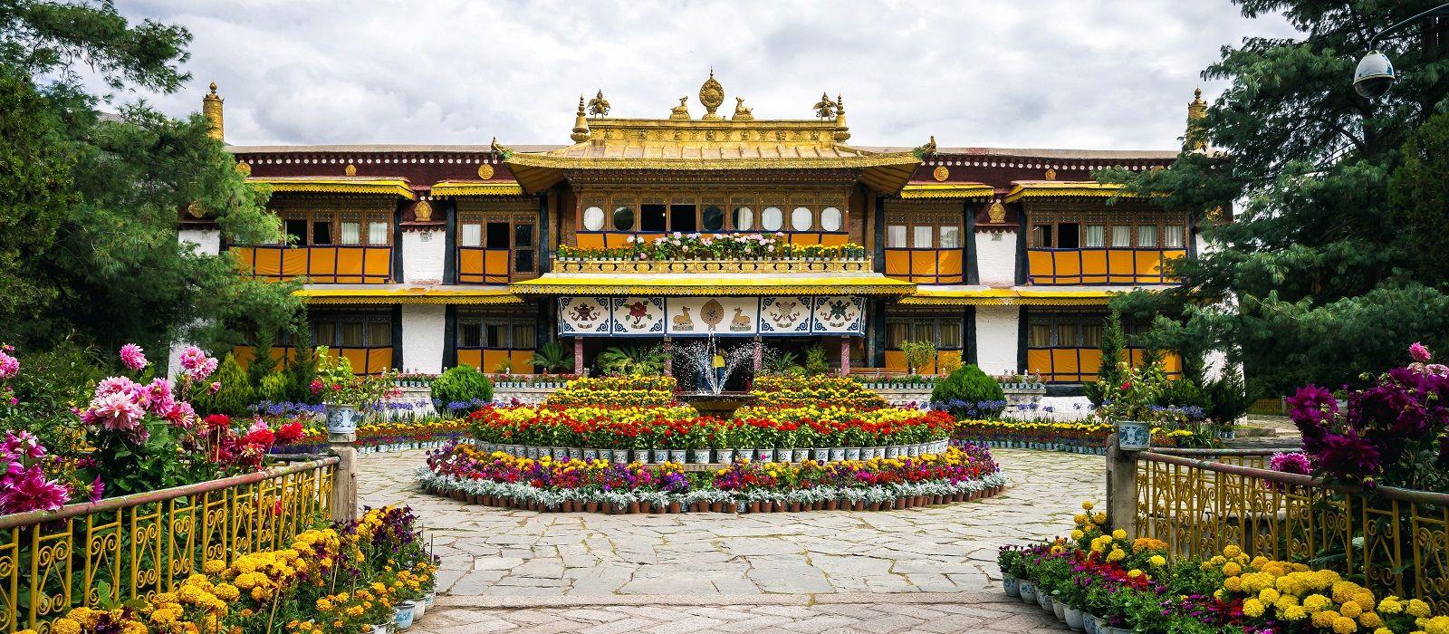 Auf den Dächern der Welt – Nepal und Tibet Urlaub 2