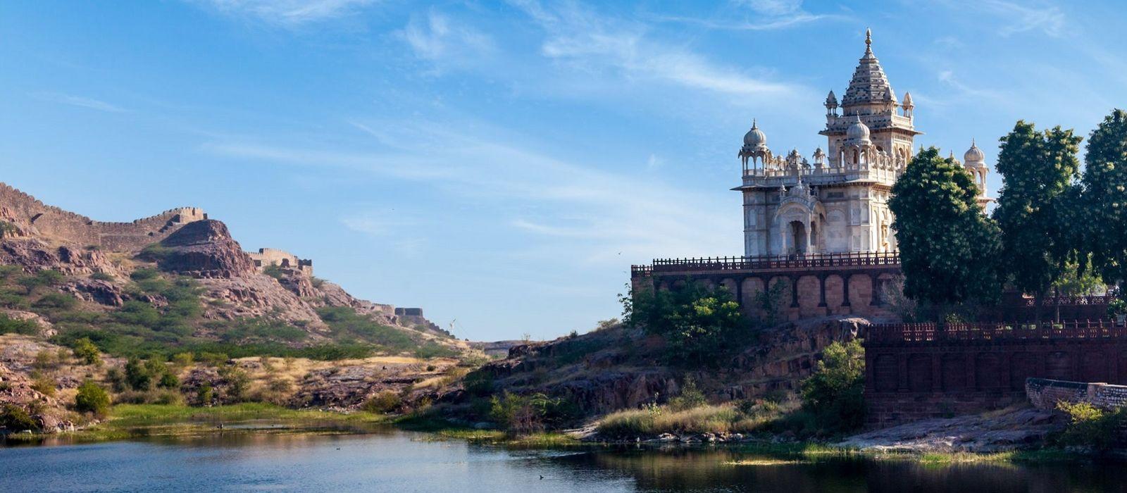 Nepal und Nordindien: Goldenes Dreieck und Himalaya Urlaub 2