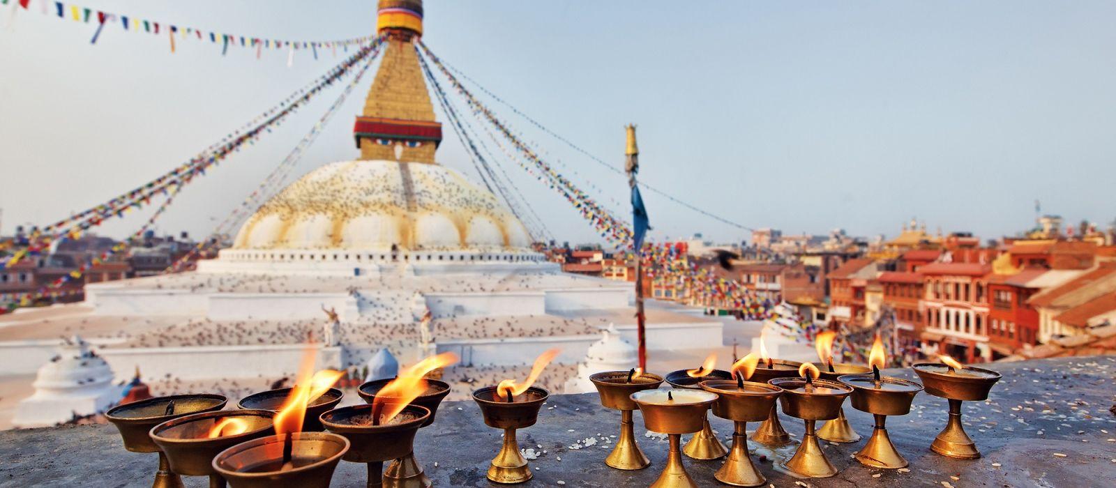 Nepal und Nordindien: Goldenes Dreieck und Himalaya Urlaub 1