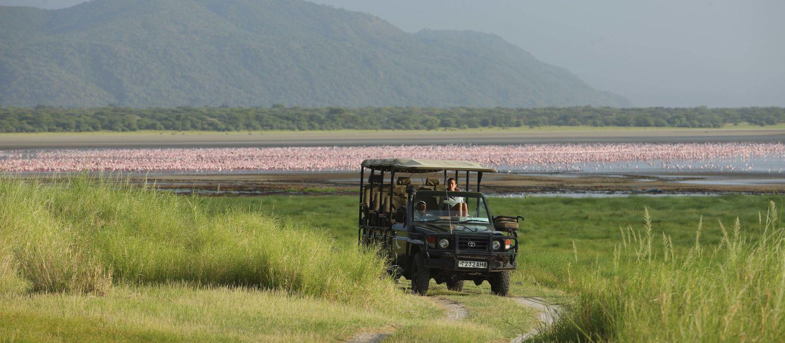 Nord-Tansania, ganz klassisch Urlaub 2