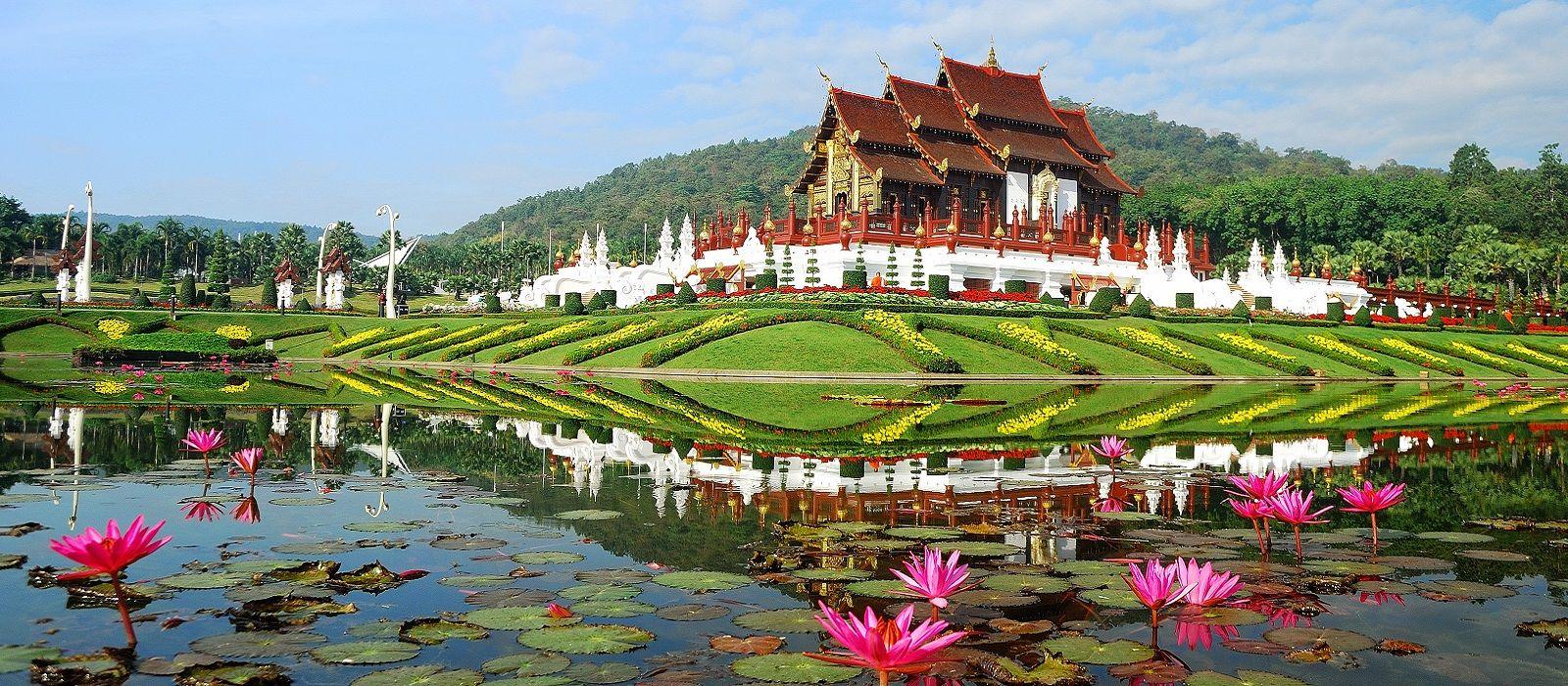 Thailand's Northern Heart and Koh Samui Beach Tour Trip 2