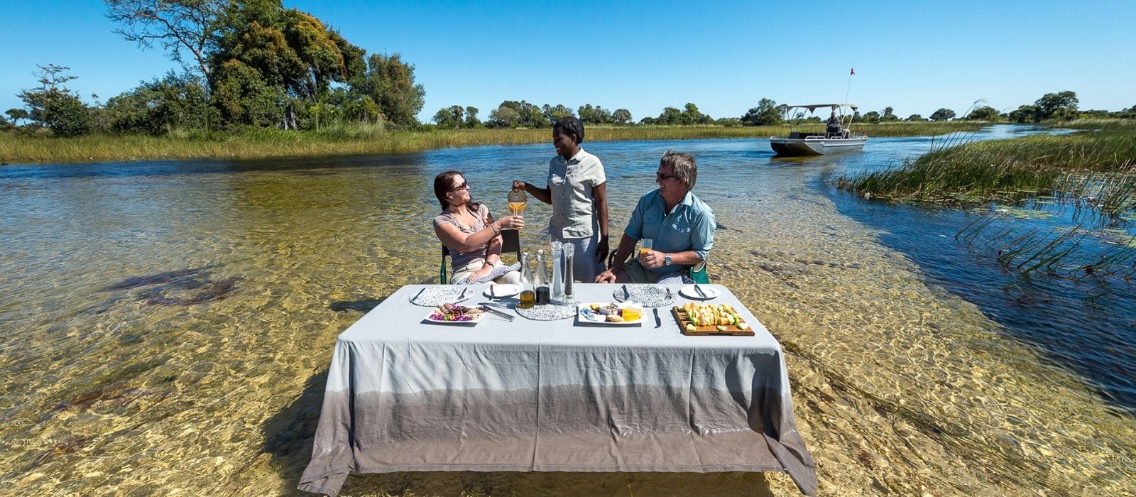 South Africa, Zimbabwe and Botswana: Wildlife and Waterfalls Tour Trip 1