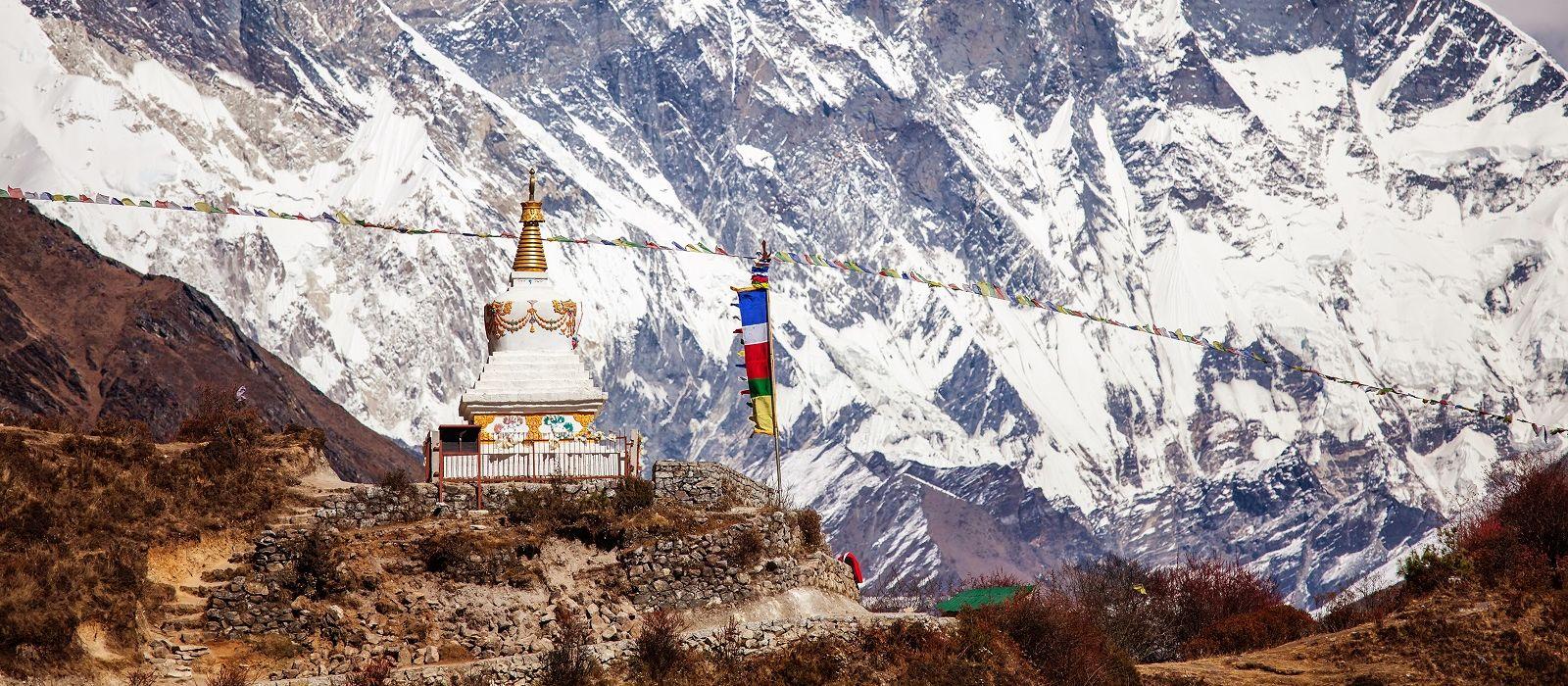 Highlights der Himalayas: Nepal, Bhutan und Tibet Urlaub 3