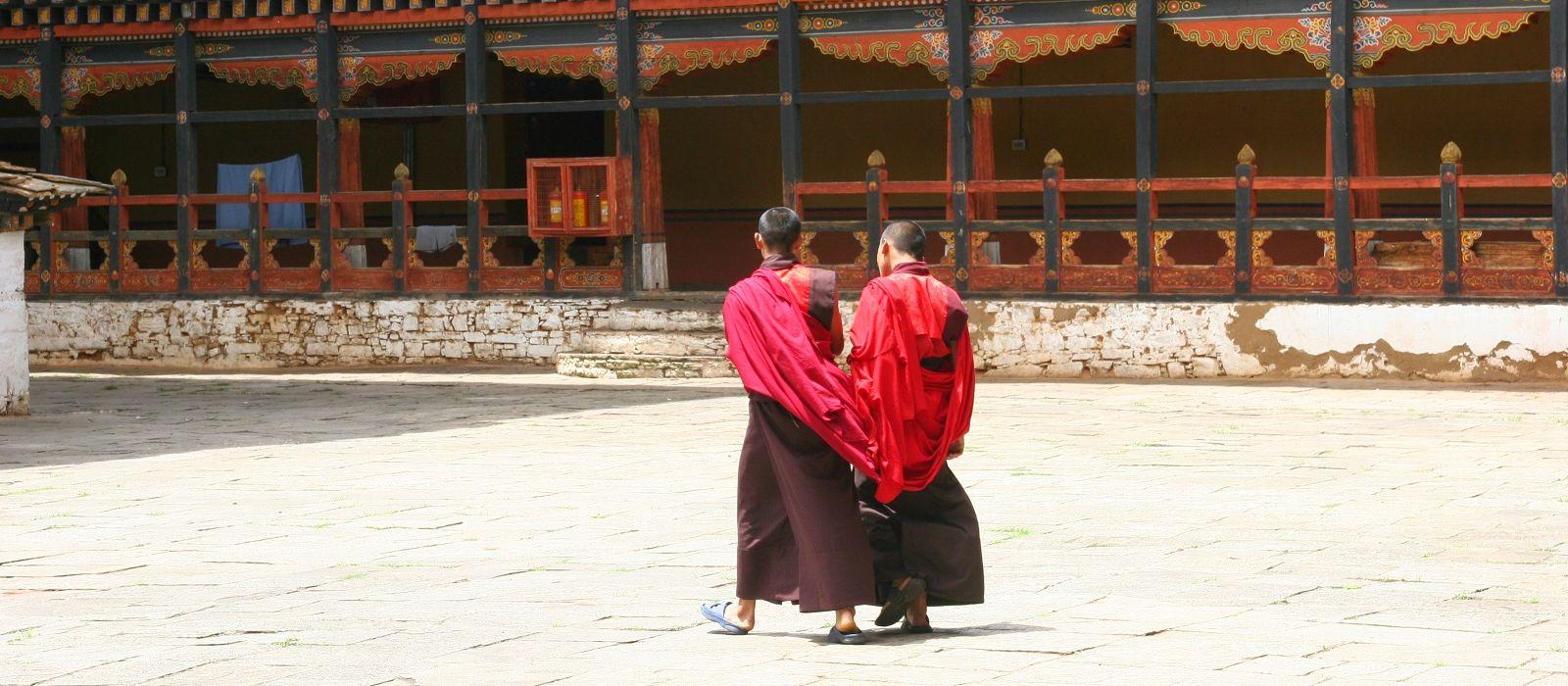 Highlights of the Himalayas: Nepal, Bhutan and Tibet Tour Trip 4