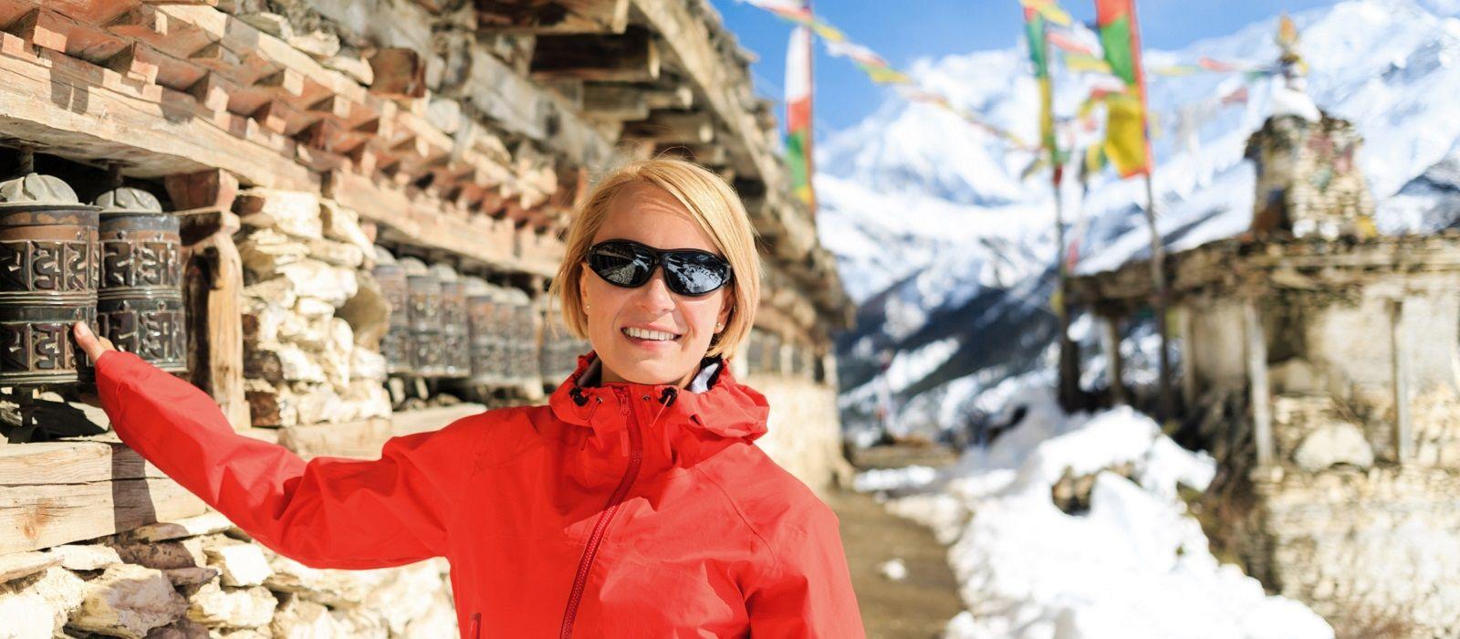 Große Nepal- und Tibetreise Urlaub 2
