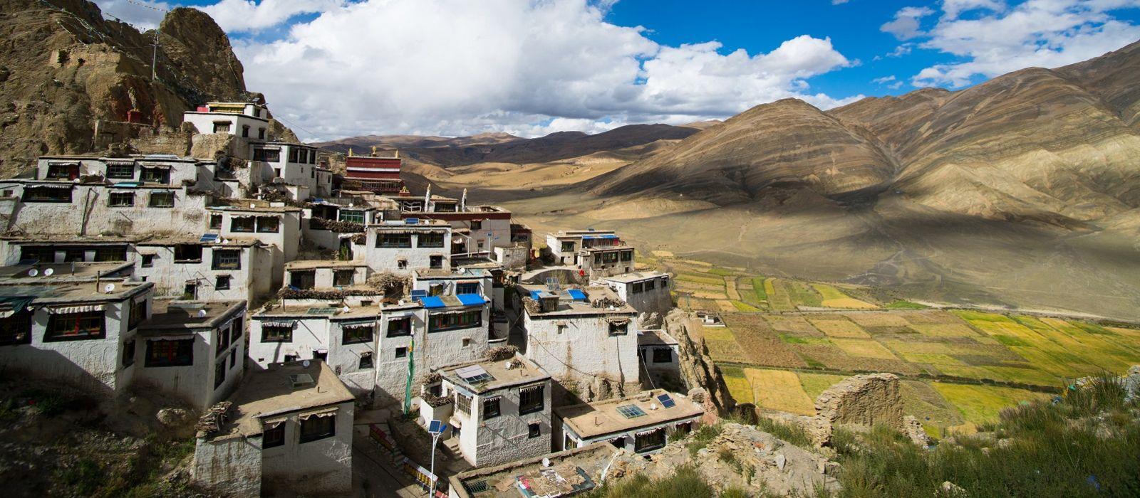 Tibet – Majestätische Berge, Kultur und Kulturerbe Urlaub 3