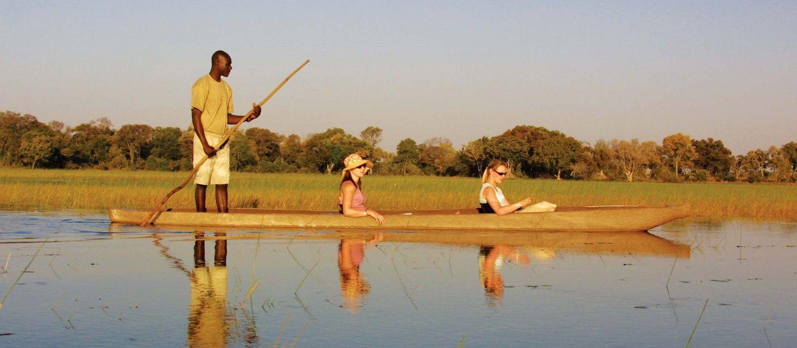 Botswana & Simbabwe hautnah: Viktoriafälle, Chobe & Okavango Delta Urlaub 4