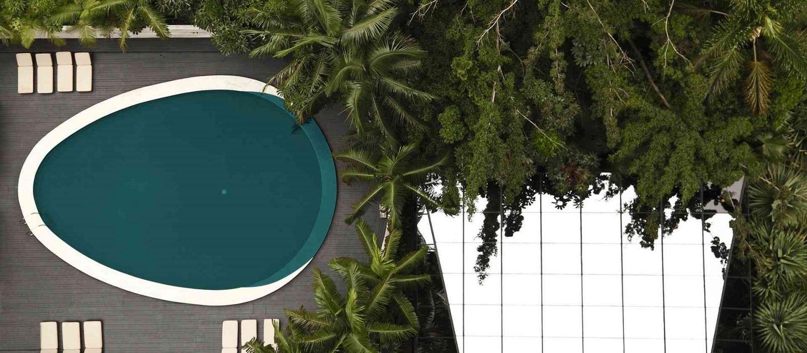 Hotel Tivoli Sao Paulo Mofarrej Brazil