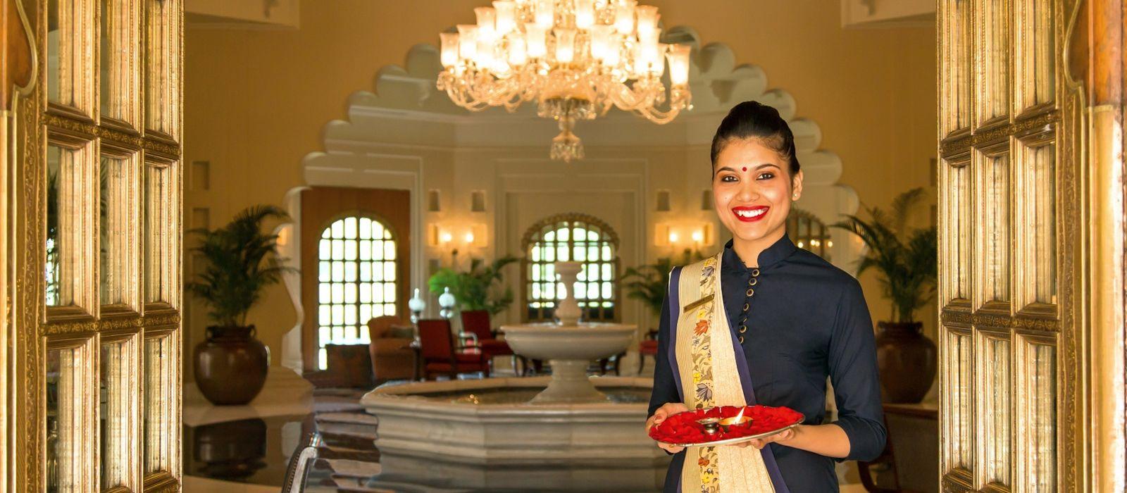 Luxurious Rajasthan and the Taj Mahal: Oberoi Special Tour Trip 4