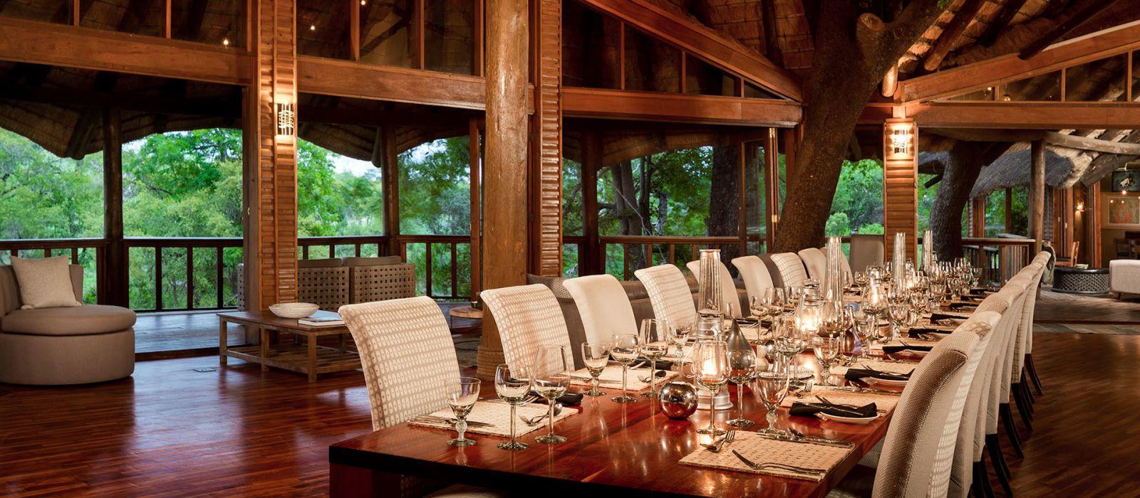 Hotel Ulusaba Safari Lodge South Africa