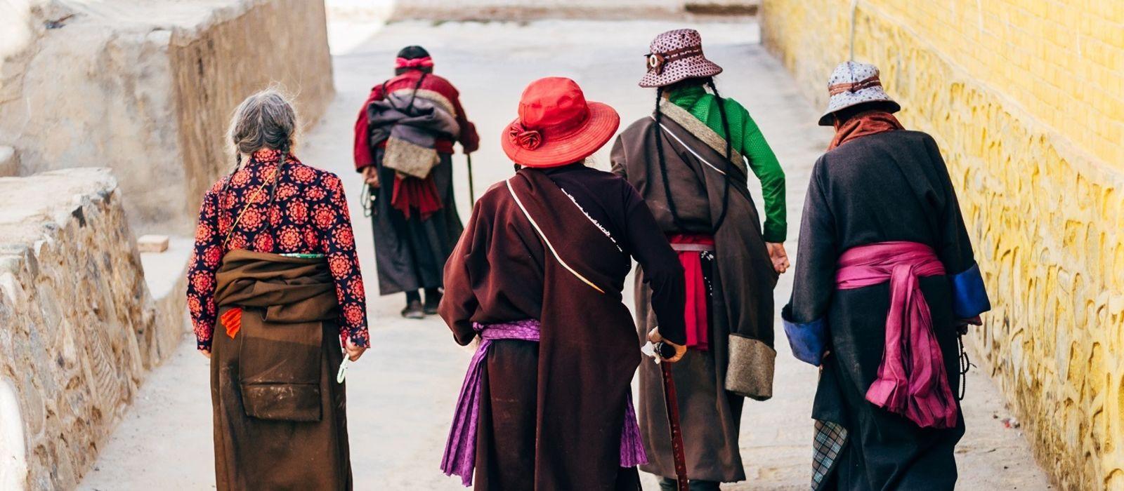 Grand of Tibet and Nepal Tour Trip 4