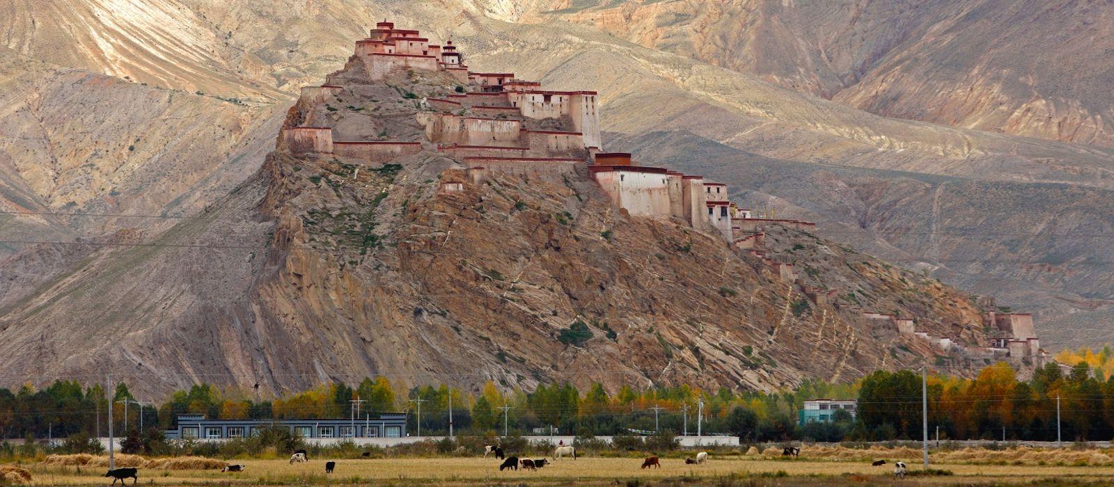 Tibet – Majestätische Berge, Kultur und Kulturerbe Urlaub 1