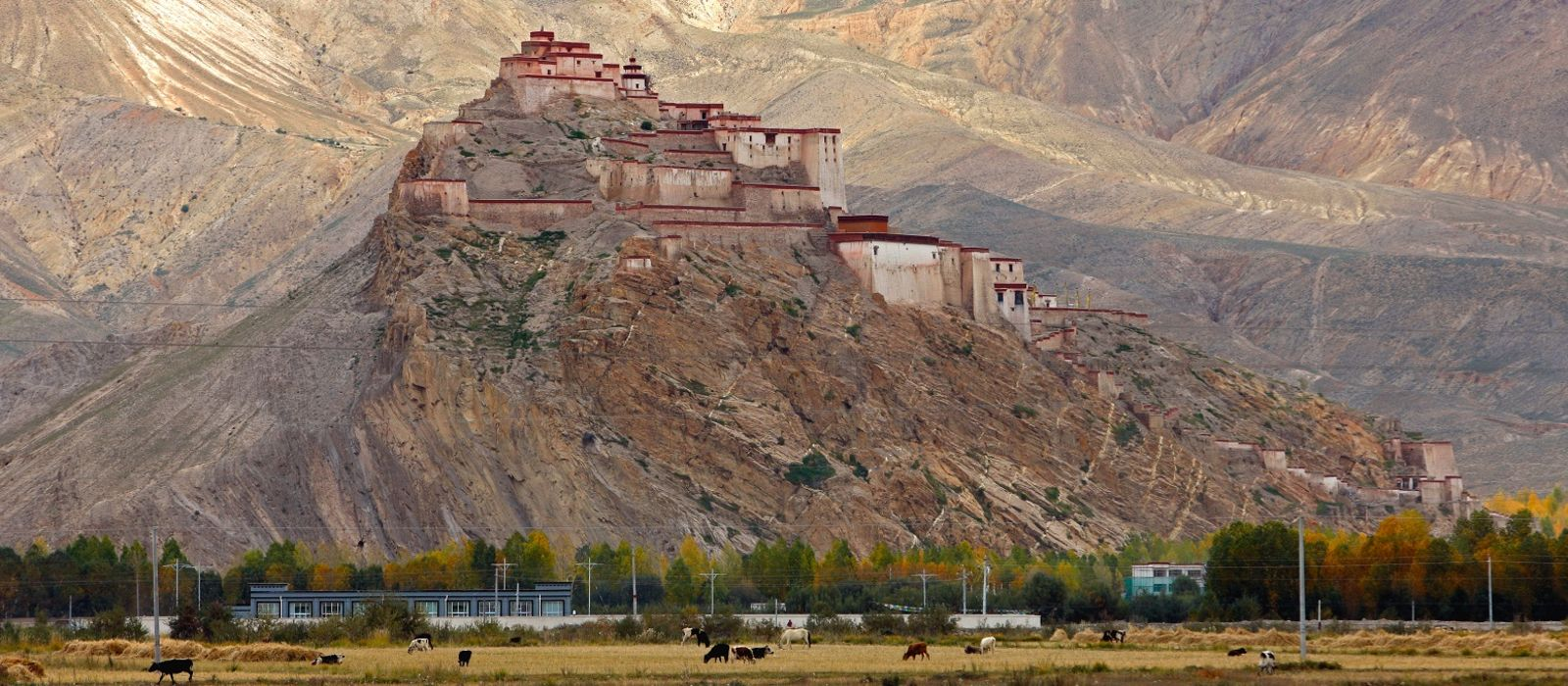 Tibet – Majestic Mountains, Culture and Heritage Tour Trip 1
