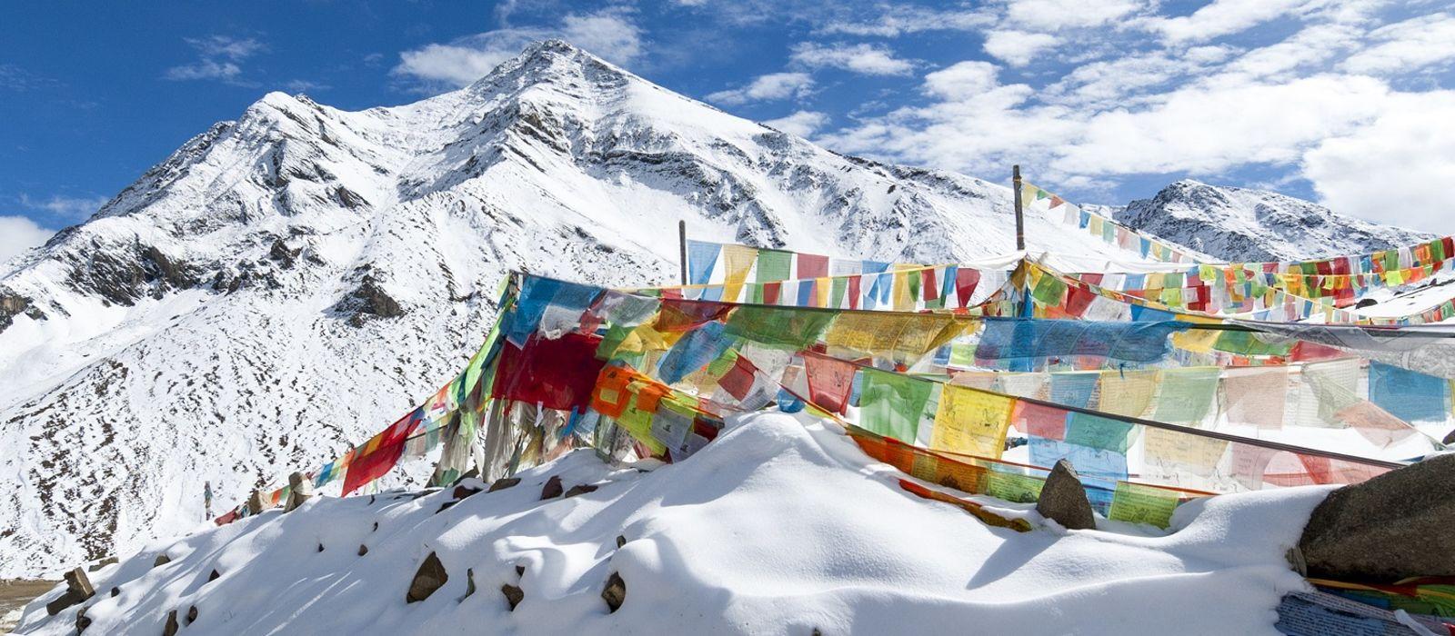 Tibet – Majestätische Berge, Kultur und Kulturerbe Urlaub 7