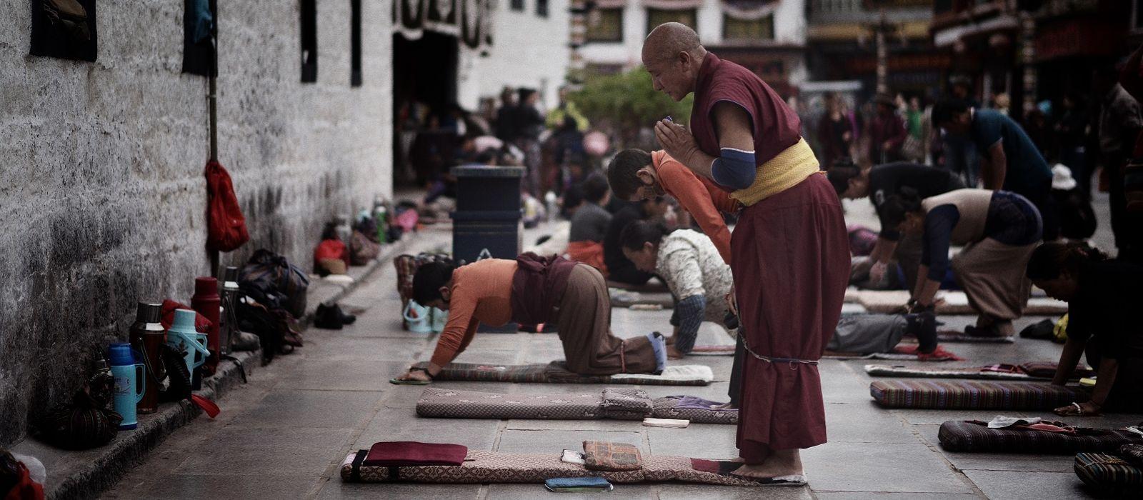 Tibet – Majestätische Berge, Kultur und Kulturerbe Urlaub 6
