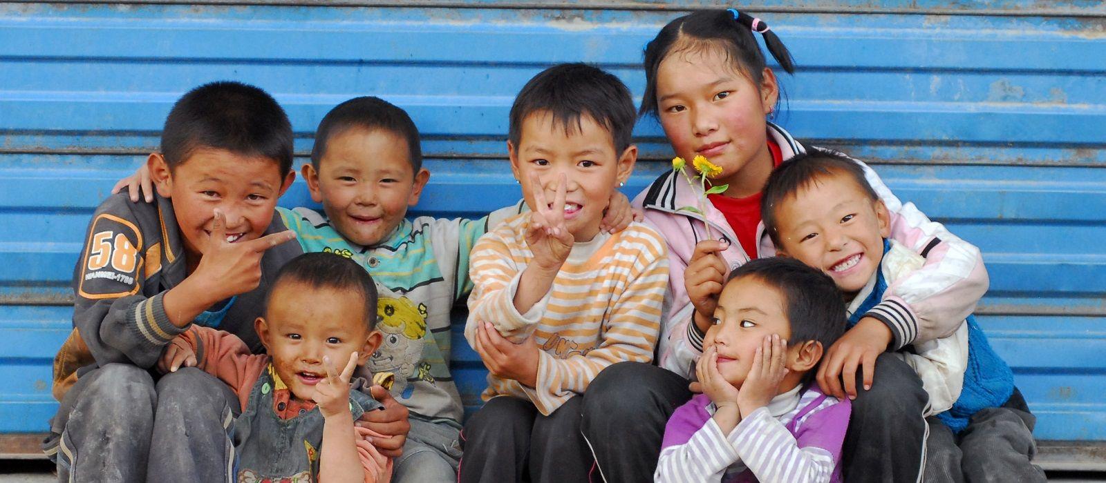 Highlights der Himalayas: Nepal, Bhutan und Tibet Urlaub 2