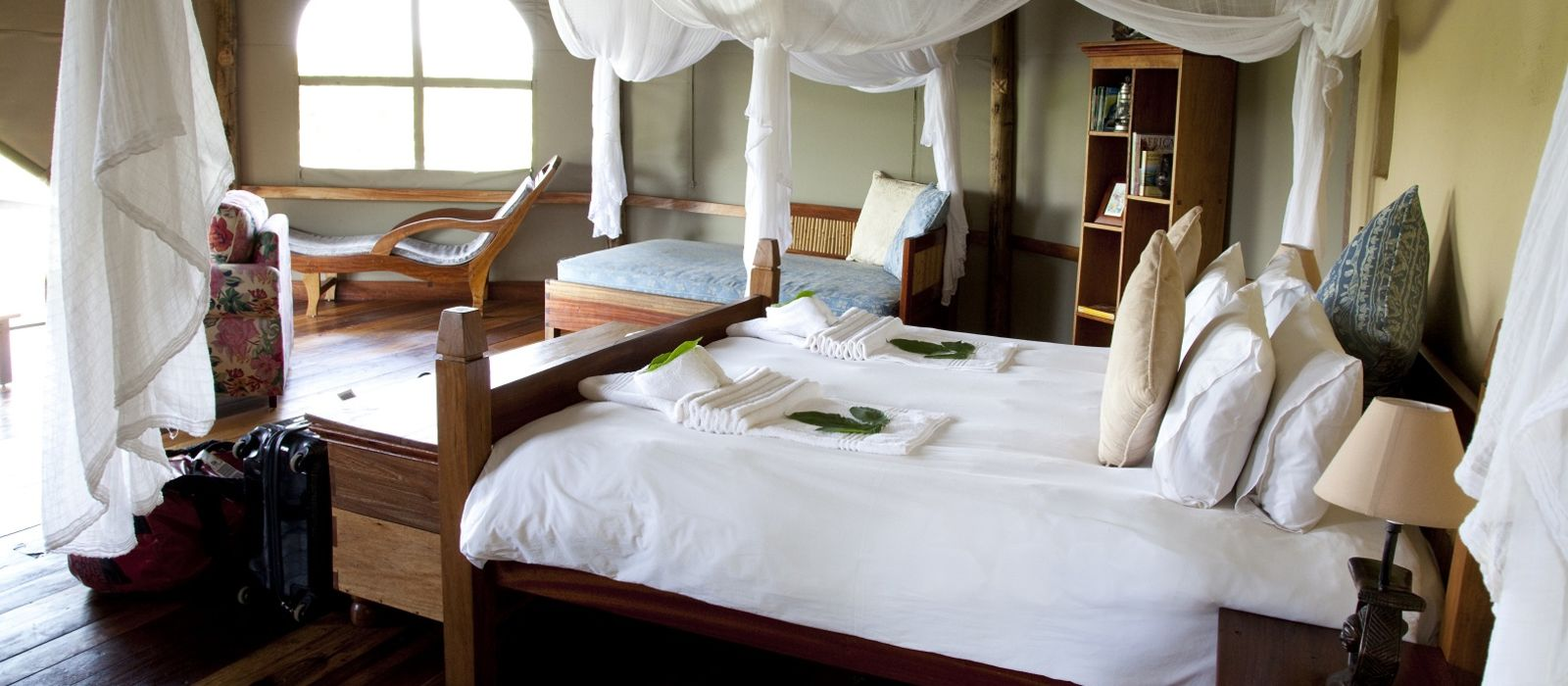 Hotel Wildwaters Lodge Uganda