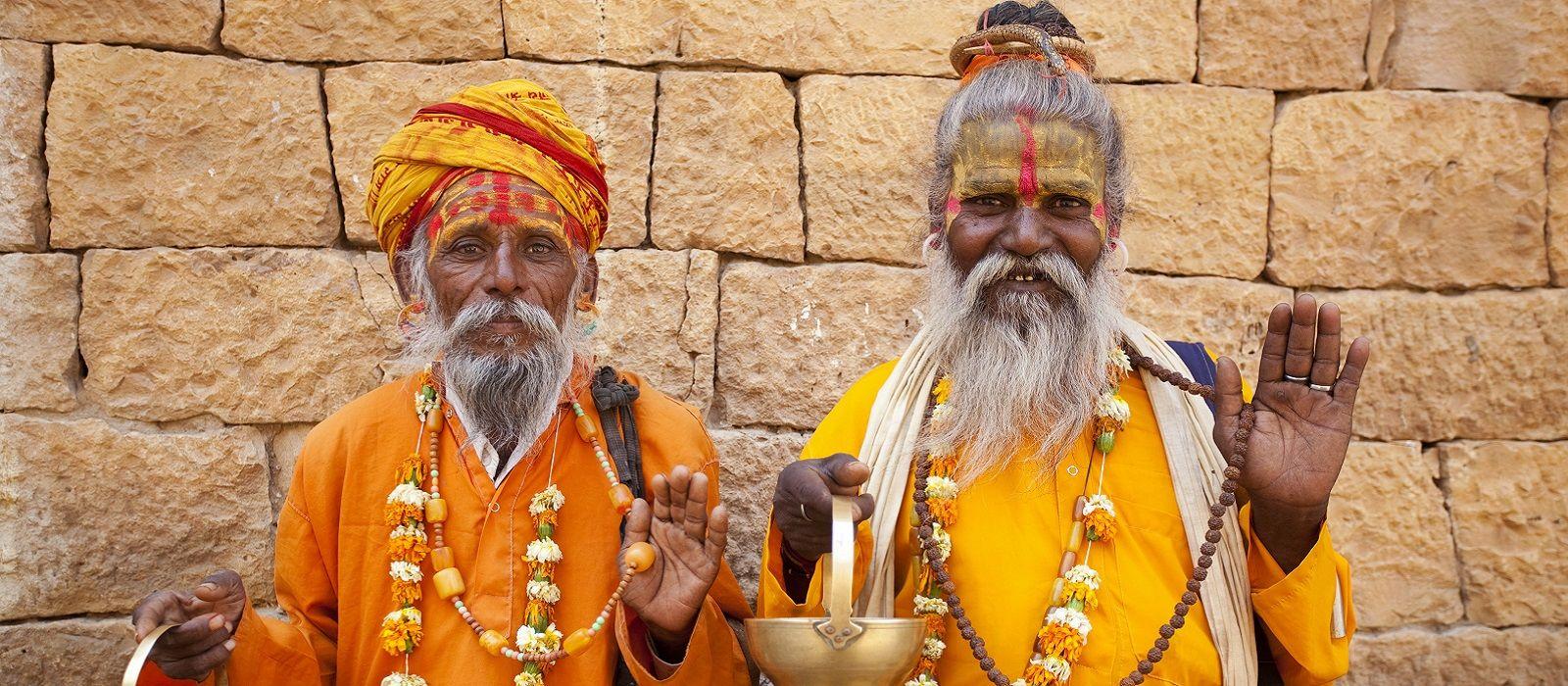 Colors of Rajasthan and Spiritual Varanasi Tour Trip 2