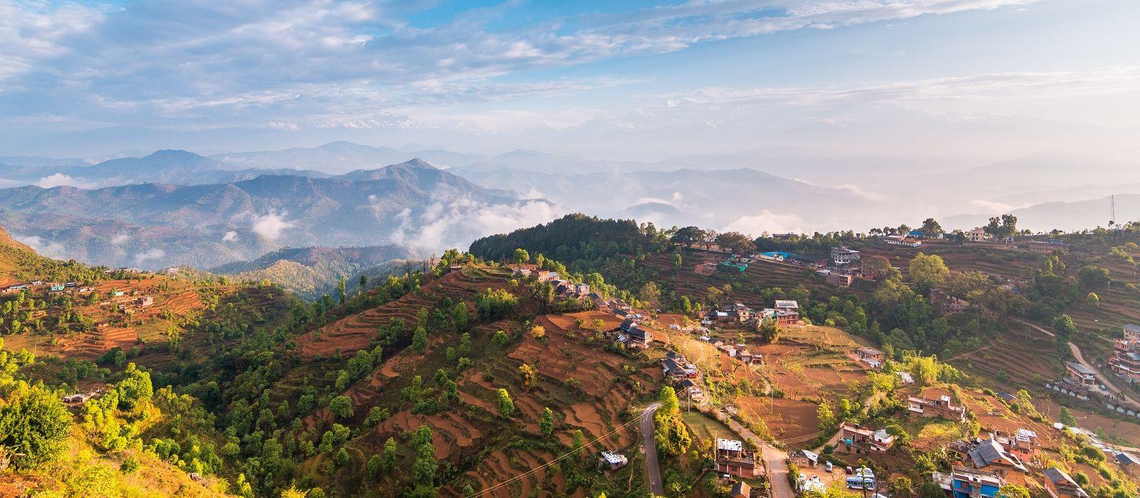 Reiseziel Bandipur, Nepal Nepal