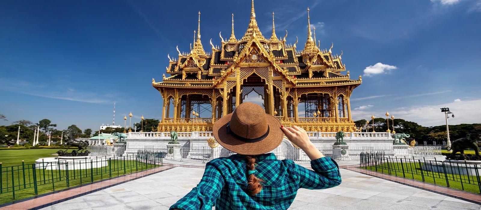 Thailand ganz klassisch Urlaub 2