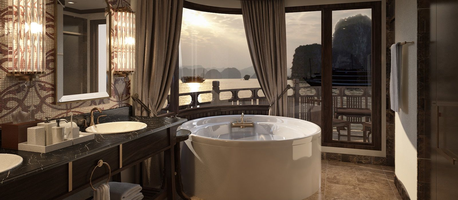 Hotel Ginger Cruise Halong Bay Vietnam