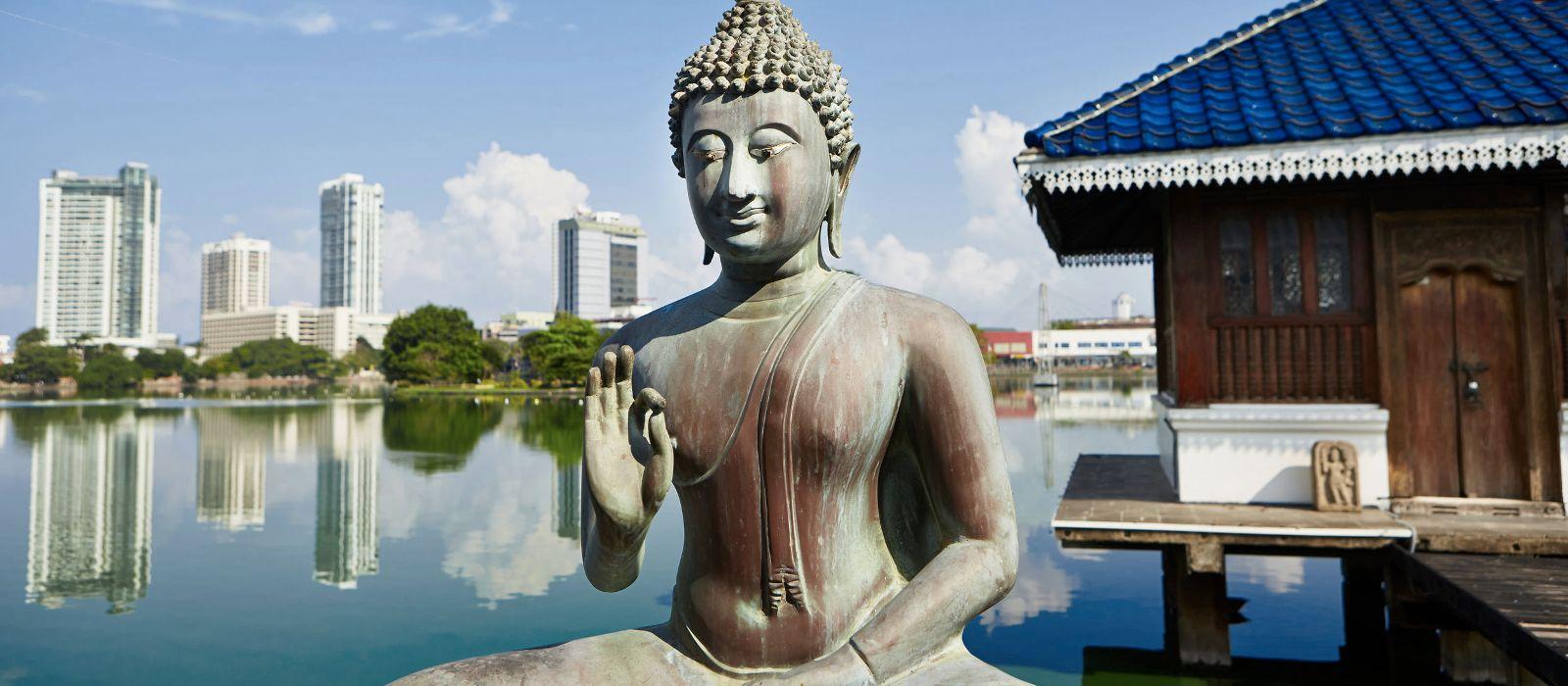 Die Höhepunkte Sri Lankas – Berge, heilige Felsen und Erholung am Strand Urlaub 8