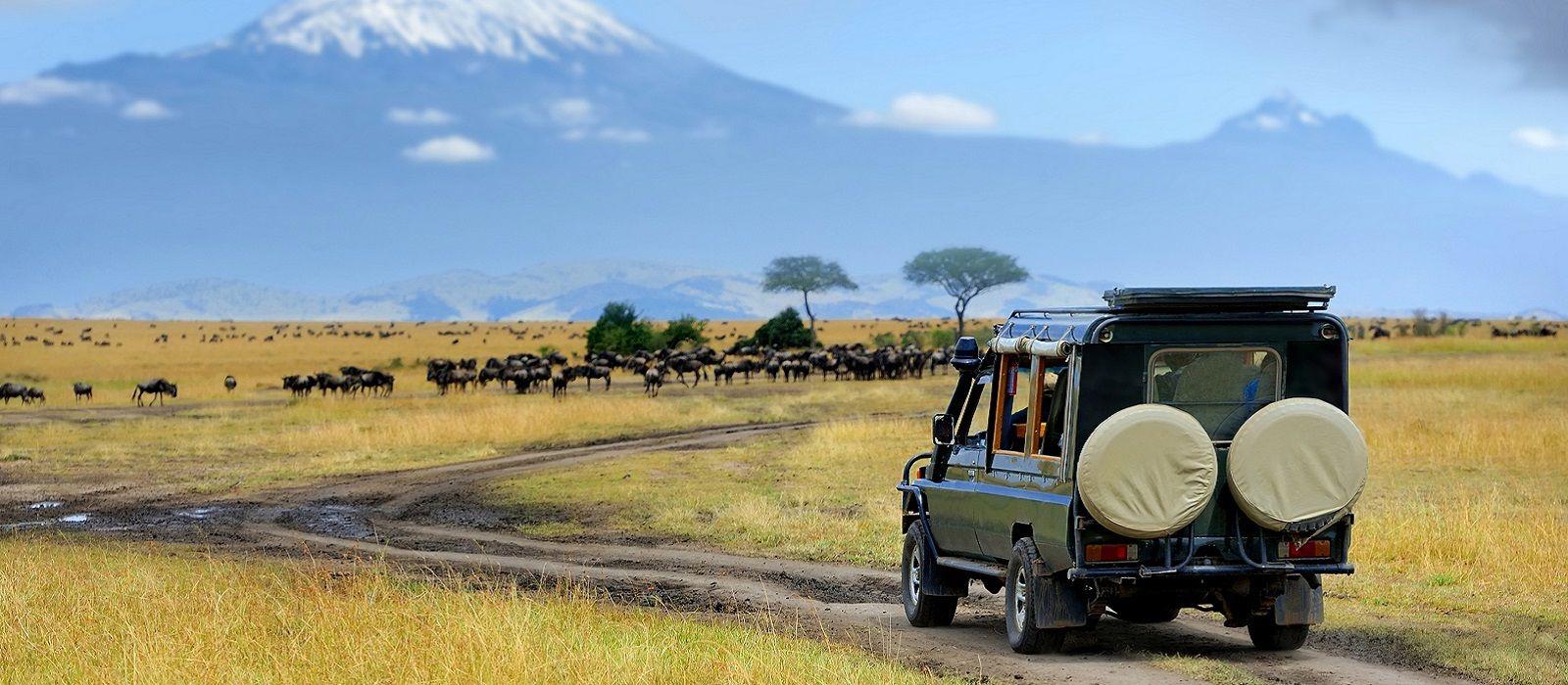 Atua Enkop Exklusiv: Kenia Safari und Strandurlaub Urlaub 1