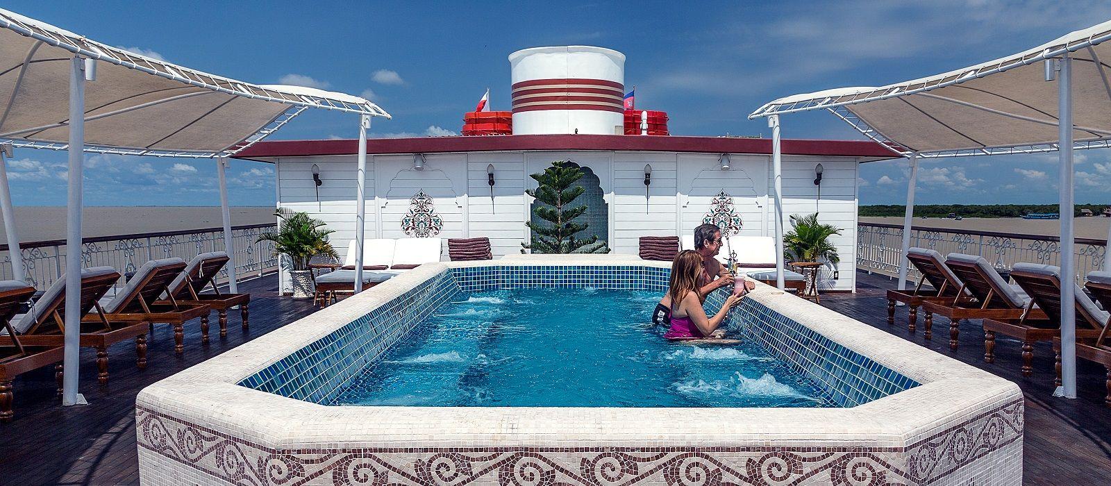 Hotel The Jahan – Kreuzfahrt durch das Mekong Delta: Vier Tage – Drei Nächte Vietnam