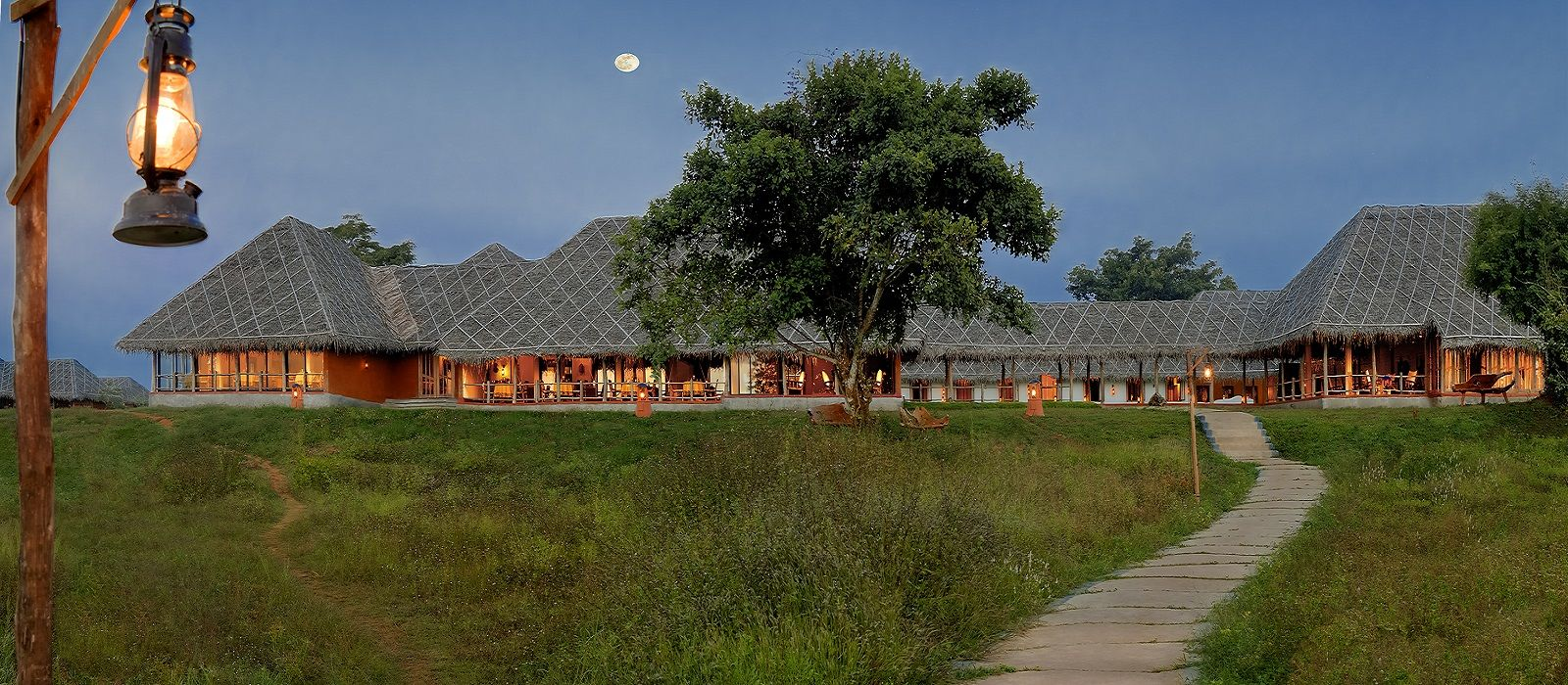 Hotel Evolve Back Kuruba Safari Lodge Südindien