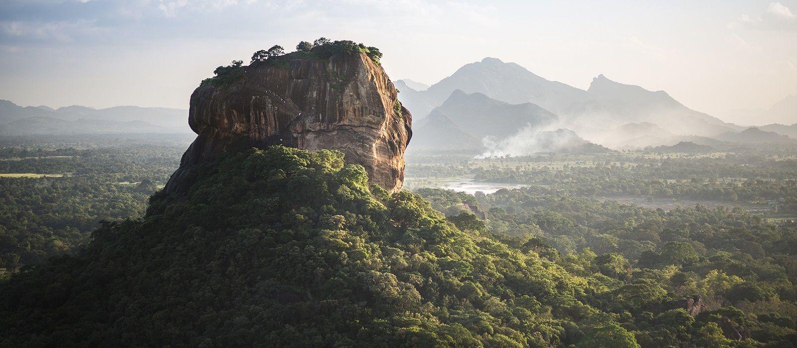 Die Höhepunkte Sri Lankas – Berge, heilige Felsen und Erholung am Strand Urlaub 3