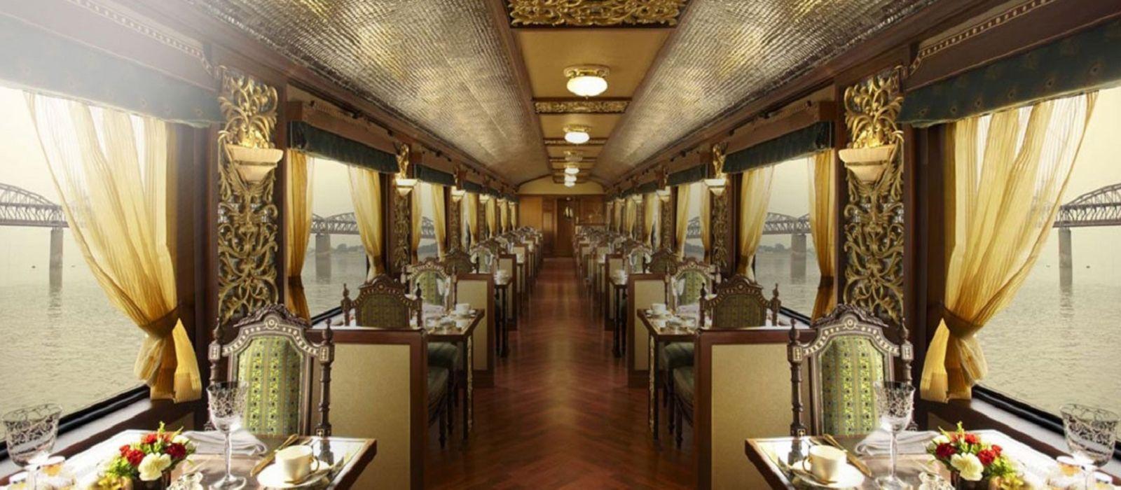 Hotel Maharajas Express – The Treasures of India (3 nights) North India