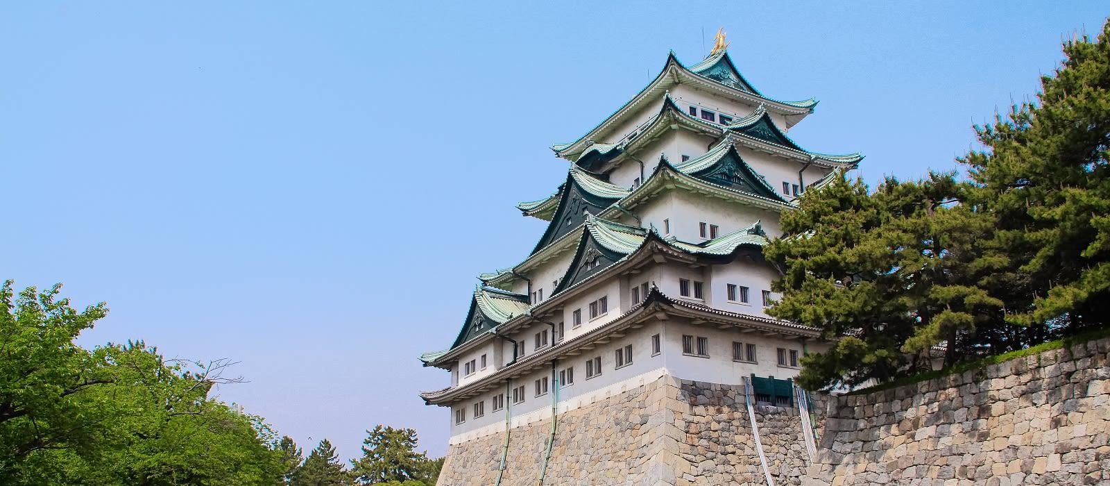 Destination Nagoya Japan