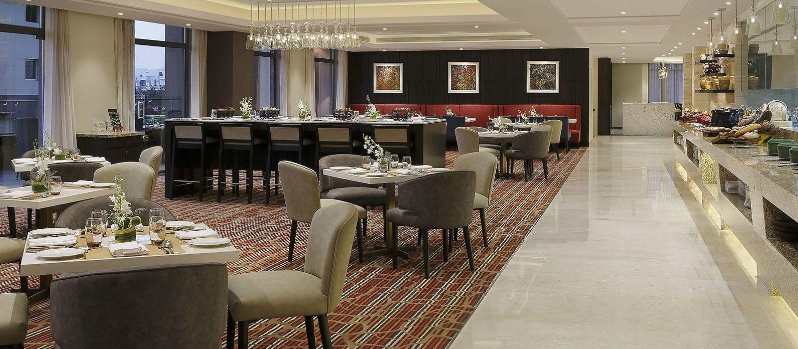 Hotel Novotel Lucknow Gomti Nagar North India