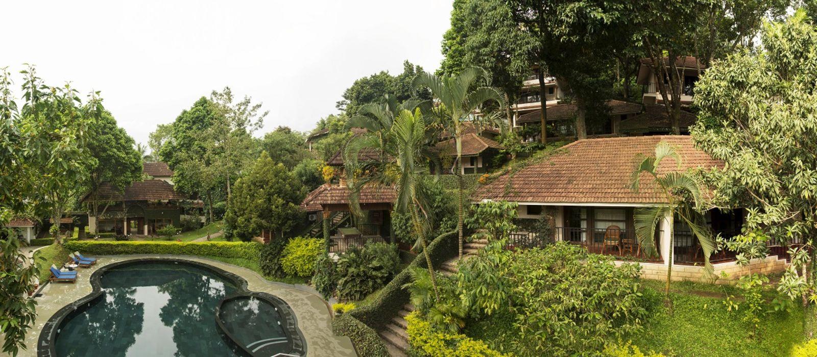 Hotel Cardamom County Südindien