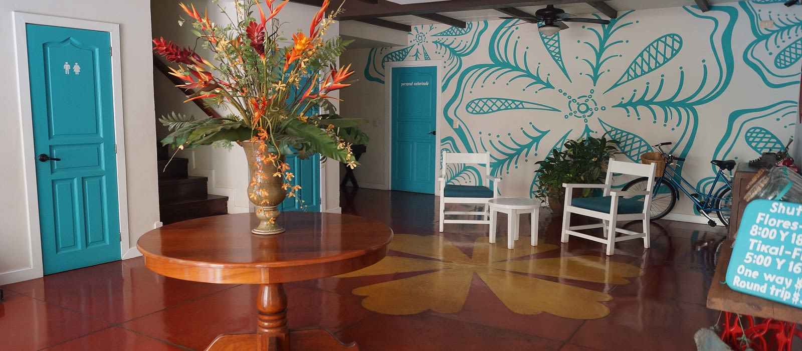 Hotel Isla de Flores Guatemala