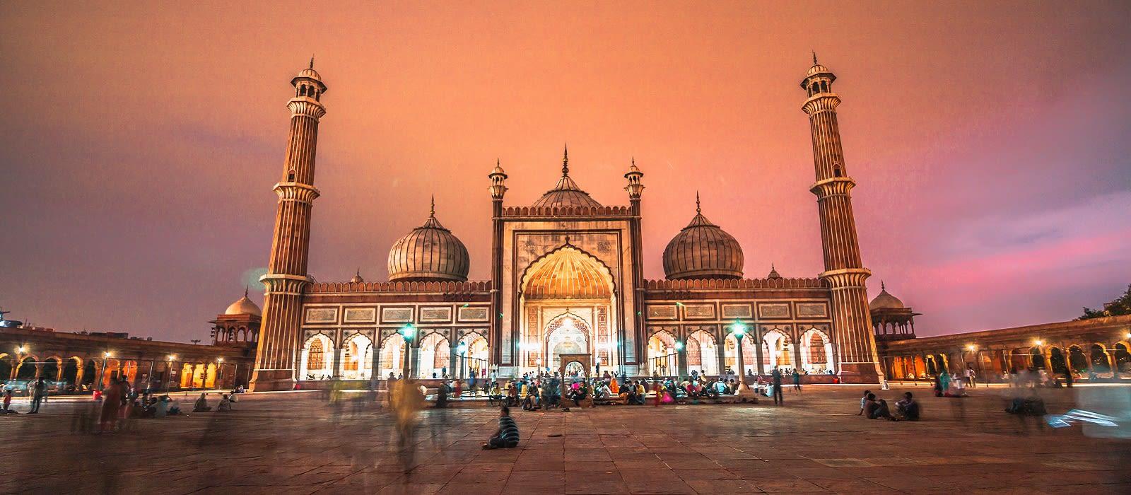 Königliches Nordindien Urlaub 5