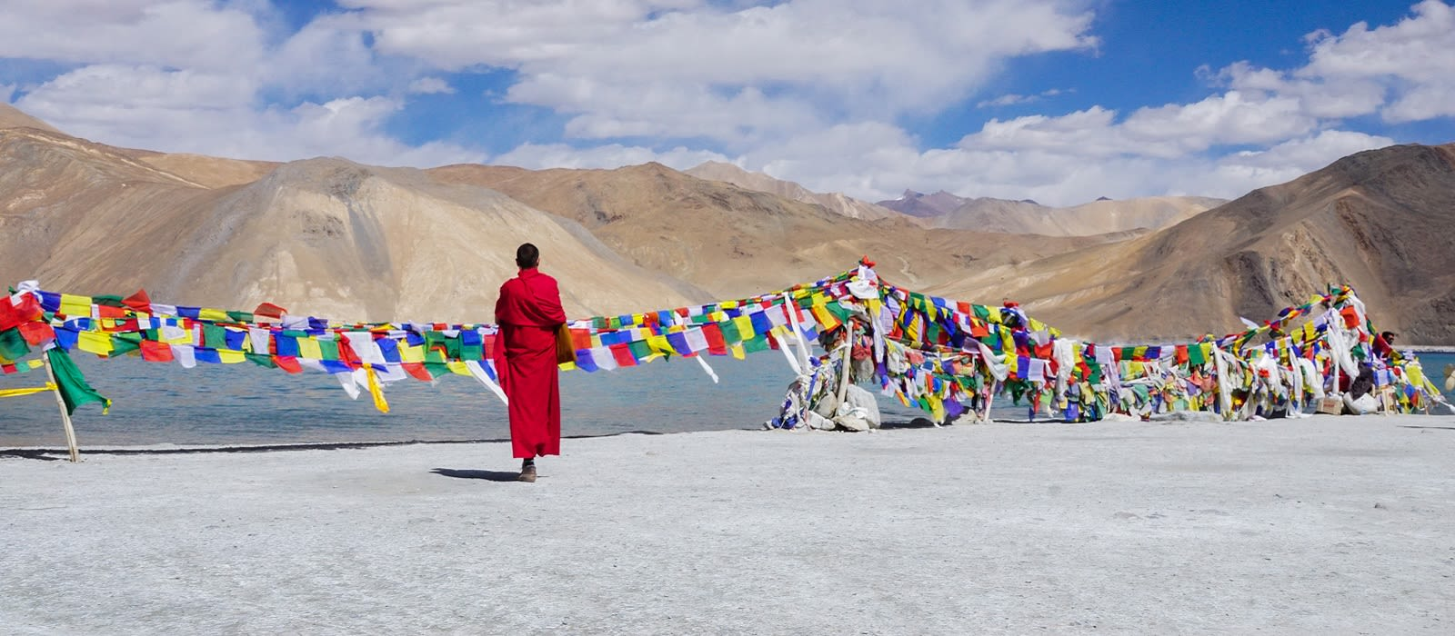 Leh's Buddhist Heritage and Natural Wonders Tour Trip 1