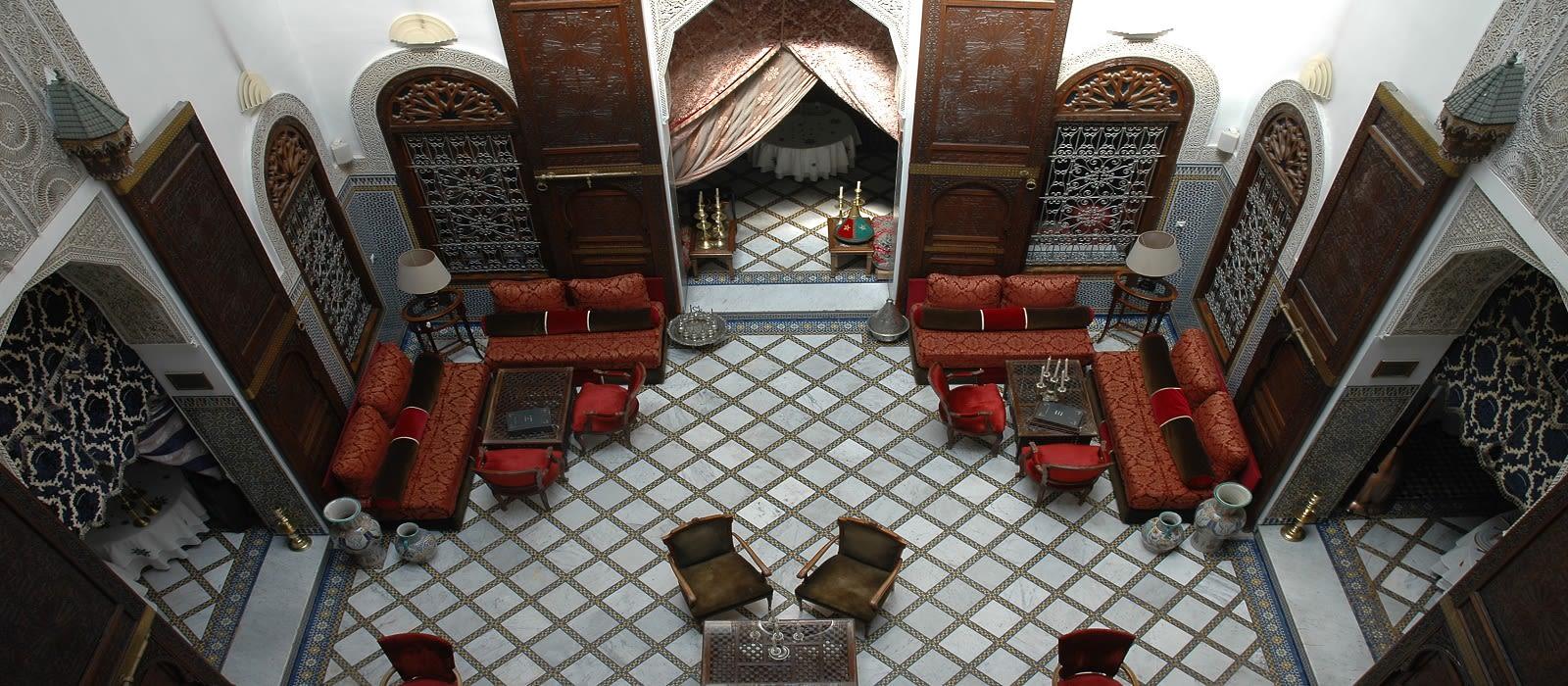 Hotel La Maison Bleue Morocco