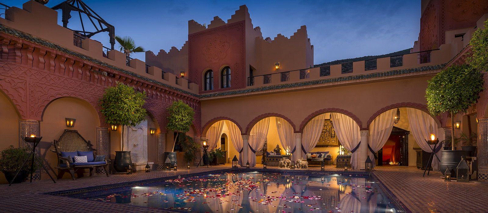 Hotel Kasbah Tamadot Morocco