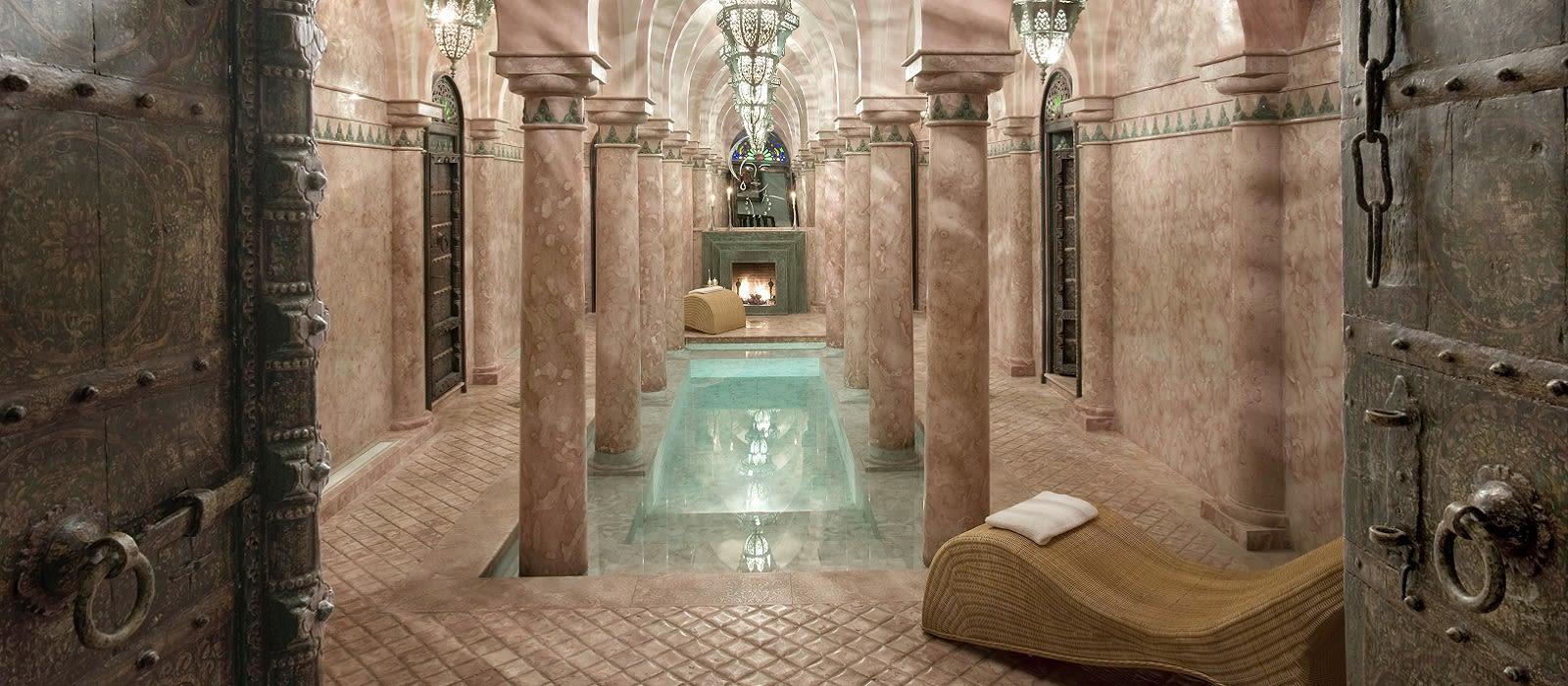 Hotel La Sultana Marrakech Morocco