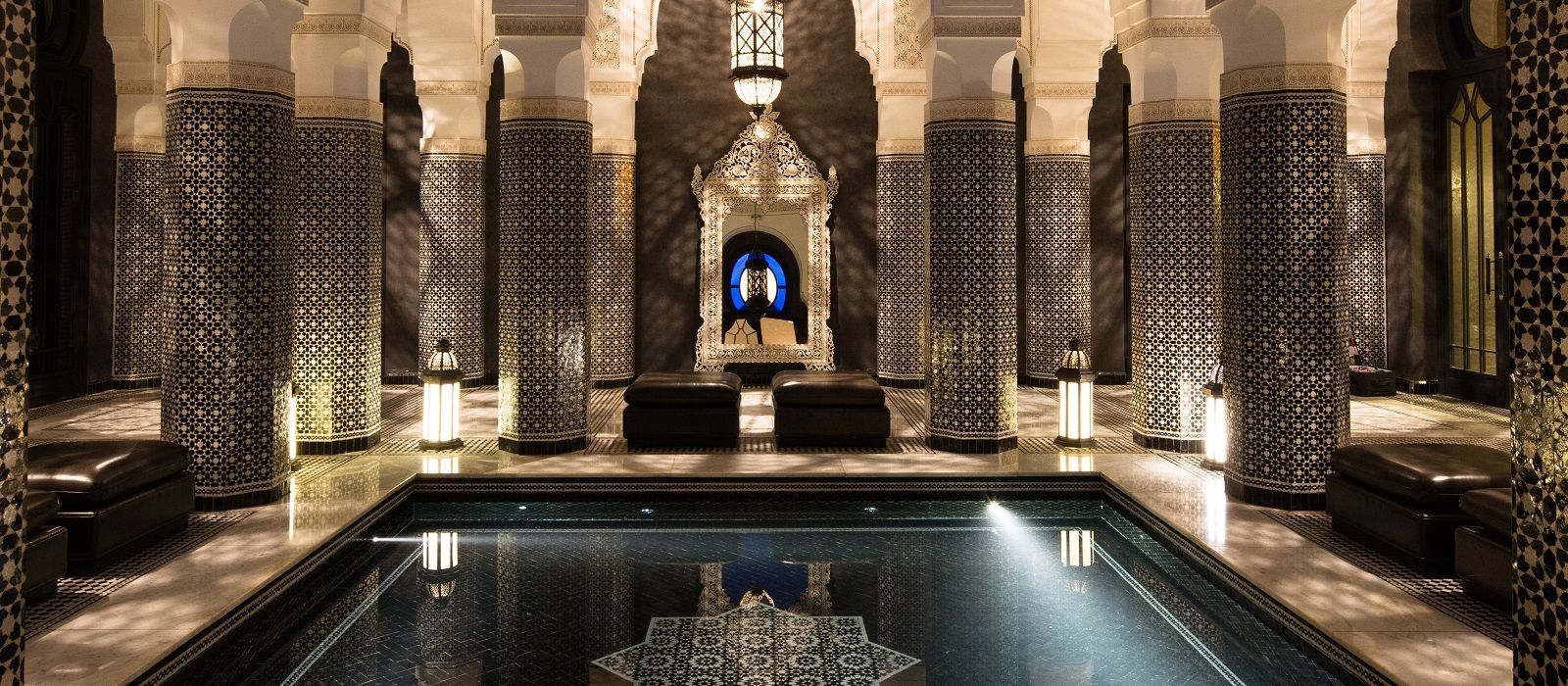 Hotel Selman Marrakech Marokko