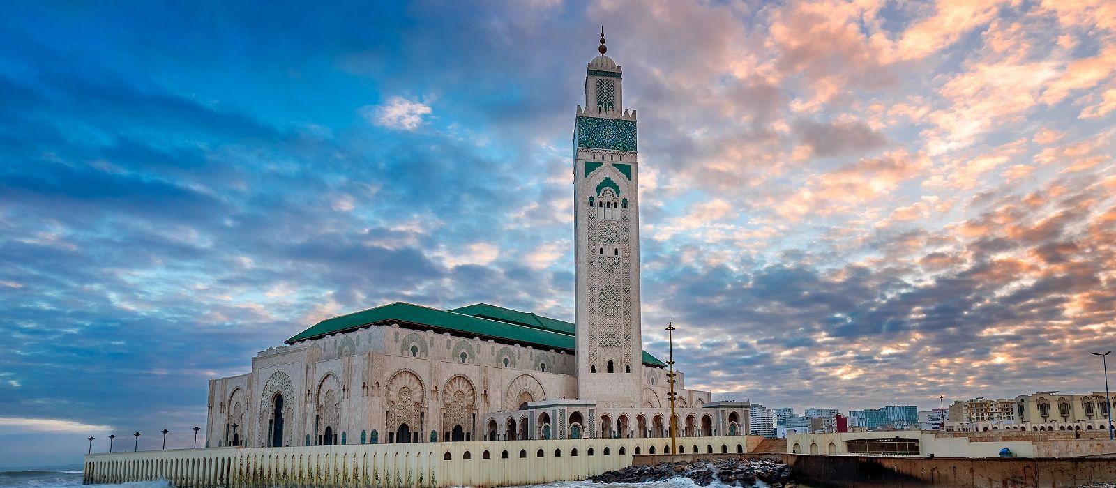 Marokko: Geschäftige Souks, majestätische Gipfel & goldene Sahara Urlaub 8