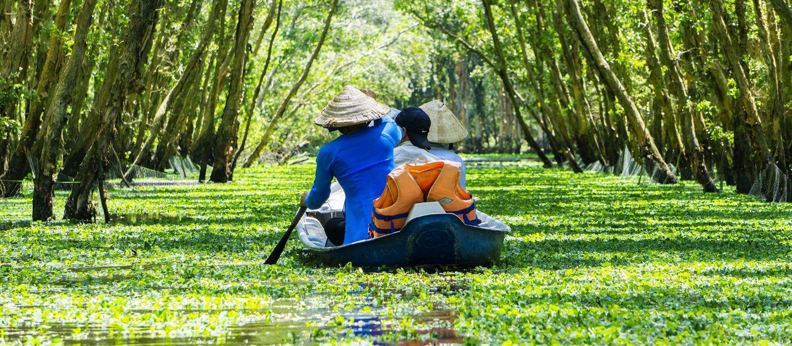 Vietnam Hautnah: Von Hanoi nach Saigon Urlaub 2