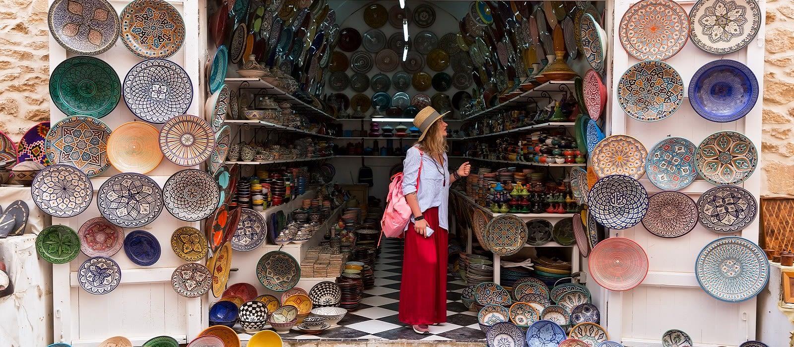 Marokko: Königsstädte & Bergwelten Urlaub 6