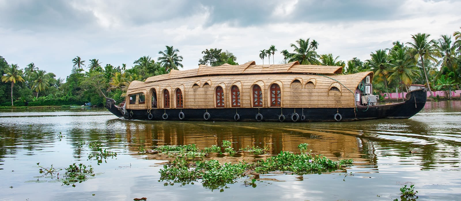 Backwaters of Kerala – Australia Special Tour Trip 1