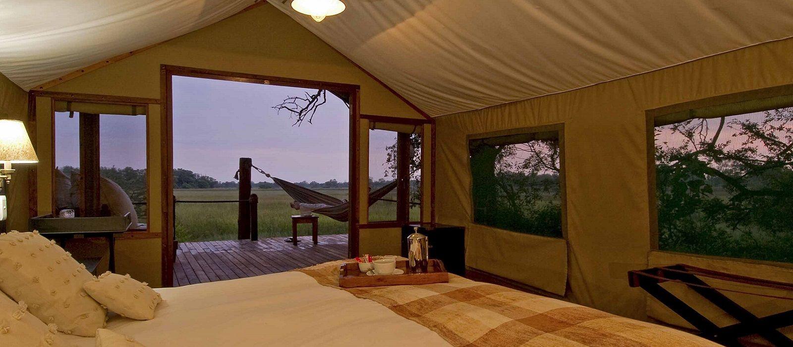 Hotel Stanley's Camp Botswana