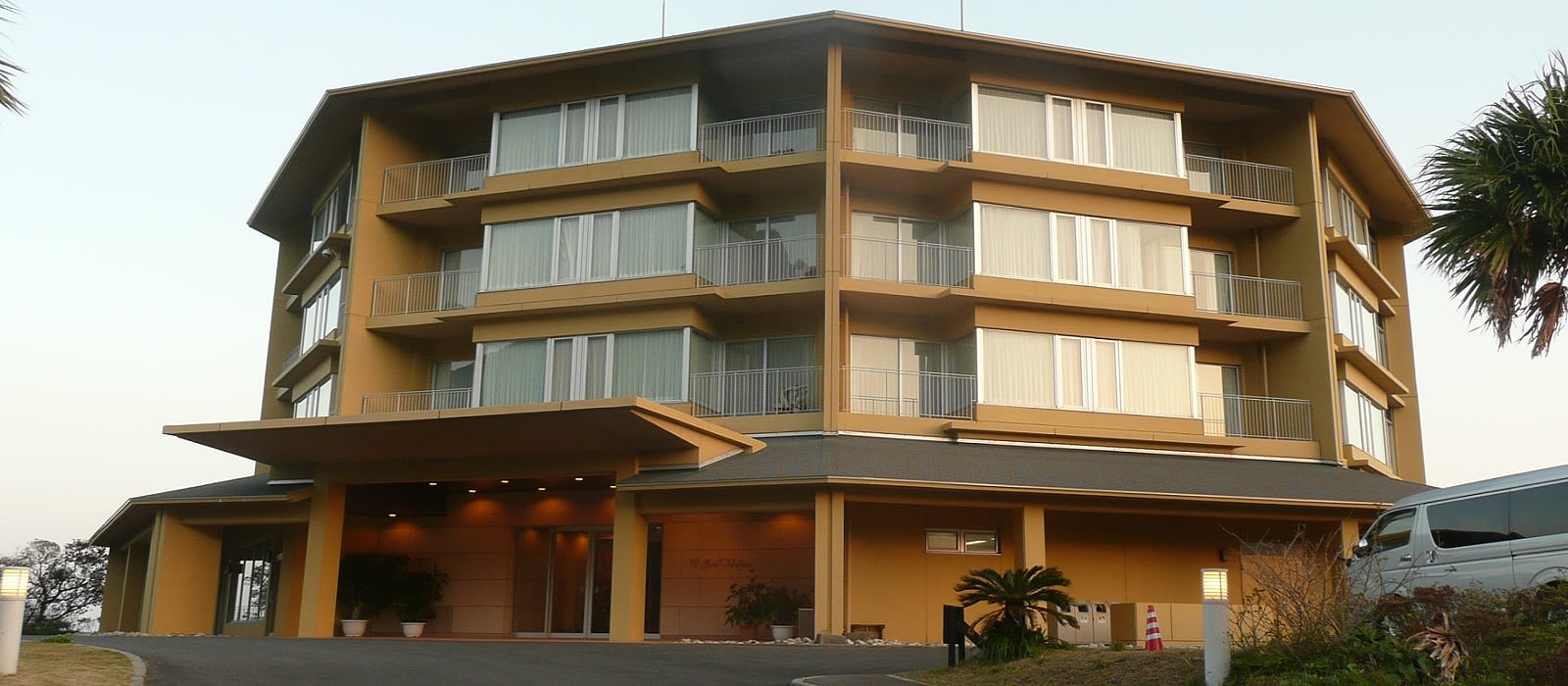 Hotel JR Kyushu  Yakushima Japan